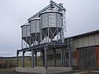 Силосные зернохранилища с конусным дном, фото 5