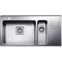 Кухонная мойка TEKA FRAME 1 1/2B 1/2D RHD