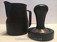 Темпер  Legno Nero  58mm (черный)