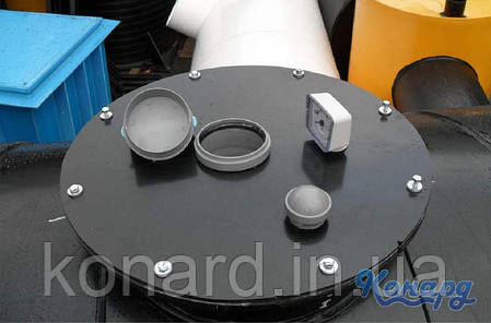 Производим емкости для ГСМ и топлива из пластика , фото 2