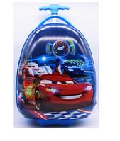 Детский чемодан на 2-х колесах Тачки