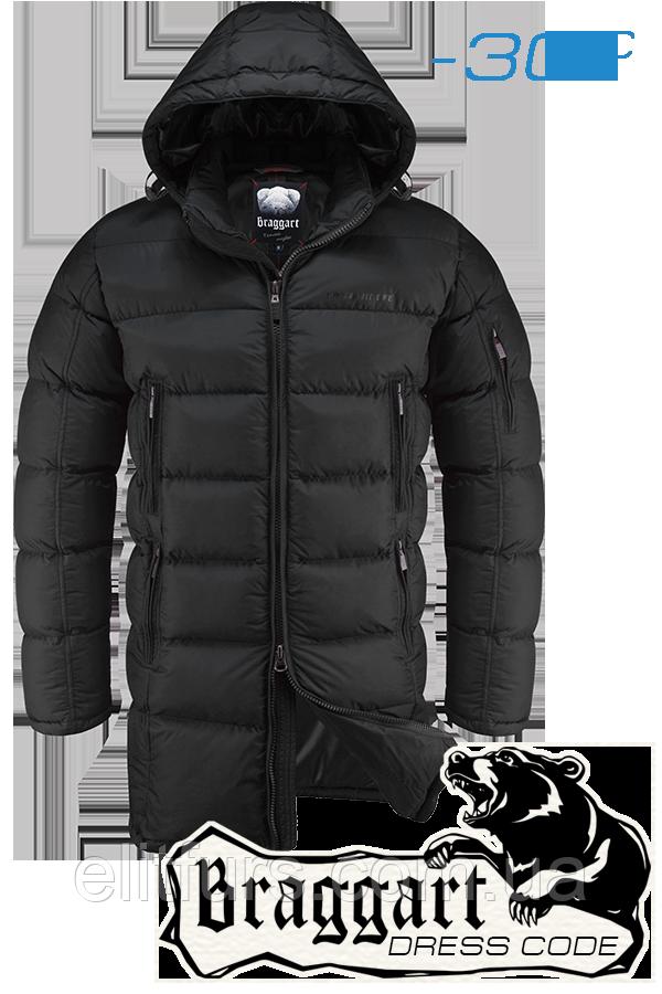 Куртка Braggart Dress Code зимняя удлиненная (2 цвета)