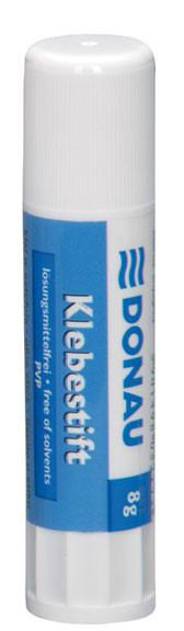 Клей-олівець 8г PVP DONAU