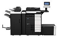 Konica Minolta bizhub PRO C754e, А3, копир, сетевой принтер, сканер, дуплекс, EFI Fiery, ARDF, 75 стр/мин.