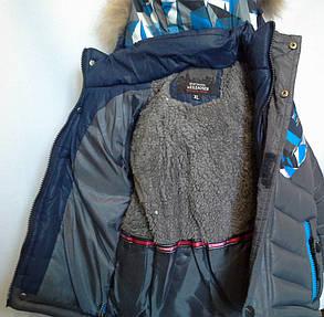 Куртка зимняя теплая на мальчика, фото 2