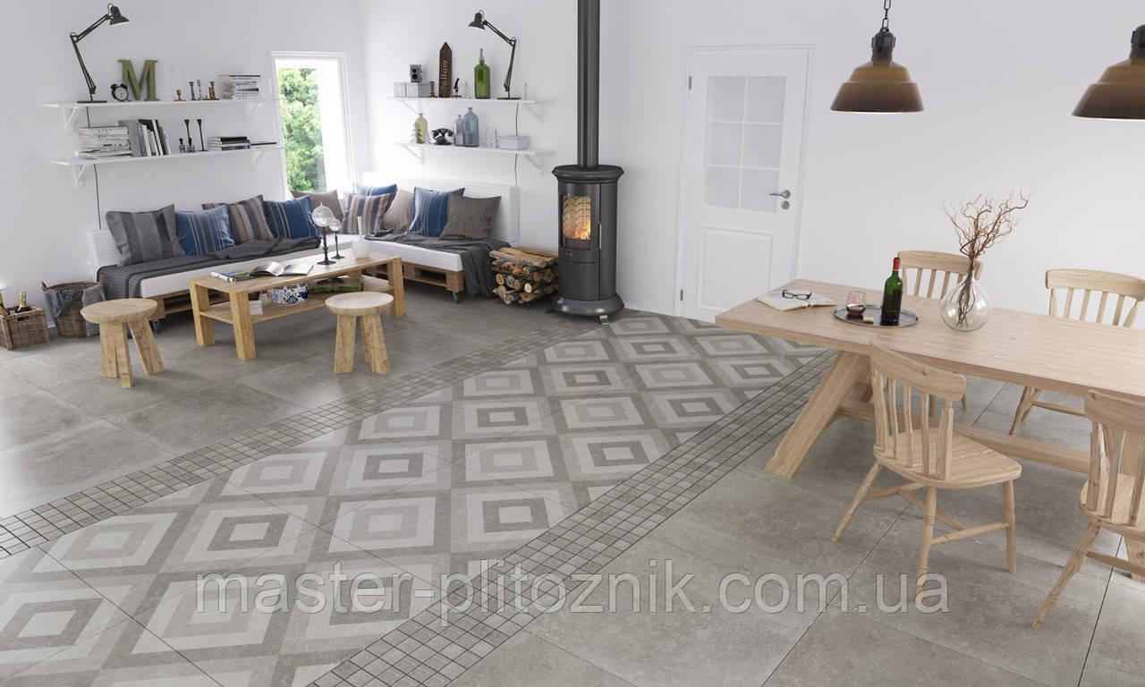 Плитка для пола Stonehenge  Terragres серый