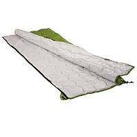 Спальный мешок Кемпинг Solo зеленый