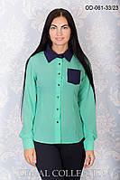 Стильная блуза ОД-061, фото 1