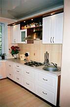 Кухни в классическом стиле  МДФ, изготовление кухни под заказ
