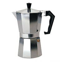 Гейзерная кофеварка 300мл 6 чашек A-plus 2082