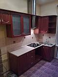 Кухни в классическом стиле  МДФ, изготовление кухни под заказ, фото 2