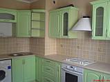 Кухни в классическом стиле  МДФ, изготовление кухни под заказ, фото 3