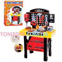 Игровой набор стол с инструментами M 0447 UR