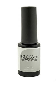 Закрепитель для гель-лака Naomi Gel GLOSS UV Top Сoat, 12 мл.