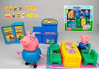 Игровой набор кухня Свинки Пеппы Пиг TM8865A
