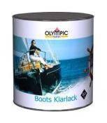 """Лак Яхтный Полиуретановый Полуматовый """"Boots Klarlack"""" уп. 2,5l."""