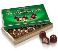"""Набор конфет подарочный с цельным орехом """"Государев фундук"""" 245г"""
