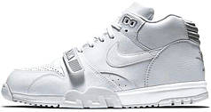 Баскетбольные кроссовки Fragment x Nike Air Trainer 1 US Open Pack White