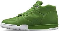 Баскетбольные кроссовки Fragment x Nike Air Trainer 1 Mid Chlorophyll, найк аір трайнер