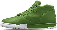 Баскетбольные кроссовки Fragment x Nike Air Trainer 1 Mid Chlorophyll