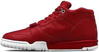 Баскетбольные кроссовки Fragment x Nike Air Trainer 1 Gym Red, найк аір трайнер