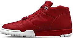 Баскетбольные кроссовки Fragment x Nike Air Trainer 1 Gym Red