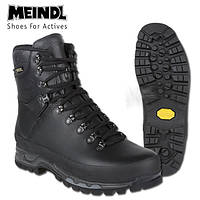 Боевой (трекинговый) ботинок  Meindl Island Active MFS, черный. НОВЫЙ. Оригинал.