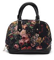 Стильная женская сумка с цветочным принтом Б/Н art. 1359-1, фото 1
