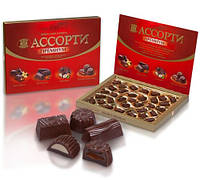 """Набор шоколадных конфет """"Ассорти премиум"""" 300г"""