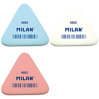 Ластик MILAN 4865 треугольная
