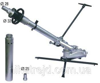Ствол переносной лафетный с водяной защитной завесой СЛК-П20А