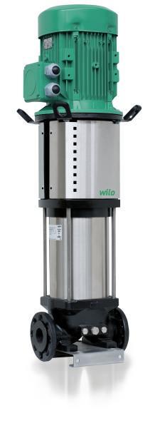 Насос вертикальный центробежный нормальновсасывающий  Wilo-Helix V , WILO (Германия)