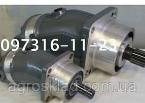 ГИДРОНАСОС 410.112.А-05.02 (ШПОНОЧНЫЙ ВАЛ D=40, ЛЕВОЕ ВРАЩЕНИЕ)