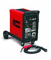 Telmig 200/2 Turbo - Зварювальний напівавтомат (230В) 35-220 А