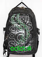 Рюкзак adidas зеленый цепочка, фото 1