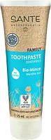 БИО-Паста SANTE зубная мятная с фтором для всей семьи, 75мл