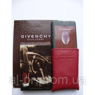 Мини парфюм Givenchy Pour Homme 20 мл