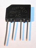 Диодный мост KBP210 (2A;1000V)
