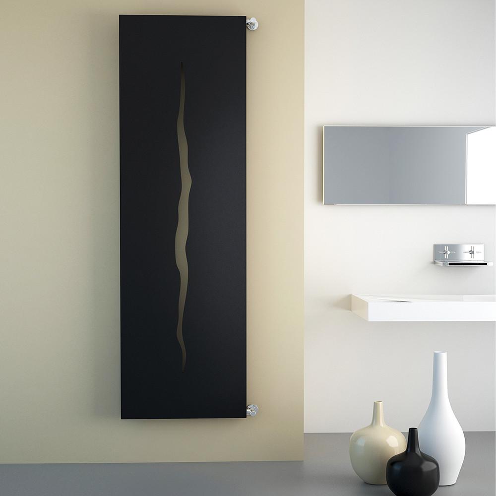 Дизайн радиатор ARIKARA цвет Black (Hotech)