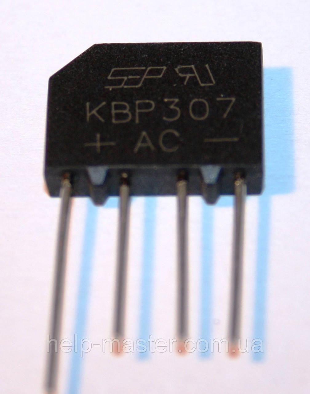 Диодный мост KBP307 (3A;1000V)
