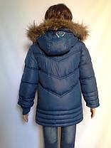 Удлиненная куртка для мальчиков, фото 3