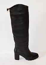 Сапоги женские кожаные El Passo 1389