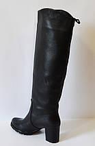 Сапоги женские кожаные El Passo 1389, фото 2