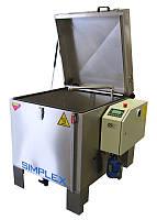 Teknox SIMPLEX 60 НT - Пневматическая установка для мойки деталей с подогревом воды свыше 60 ºС