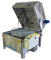 Teknox SIMPLEX 100 LT - Пневматическая установка для мойки деталей с подогревом воды до 60 ºС