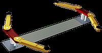 Плунжерный двухцилиндровый подъемник 3500 кг