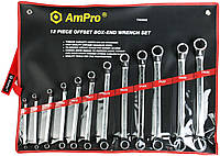 Набор ключей накидных (6-32мм),12 предметов