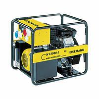 Бензиновый генератор EISEMANN H10000E на 9,7 кВт. 220/380 V