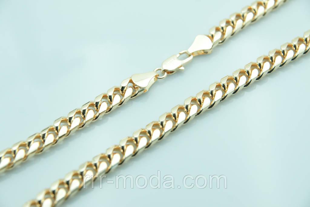 Купить Позолоченные широкие цепи Fallon. Брендовые украшения на шею ... 7fc2a63de0e