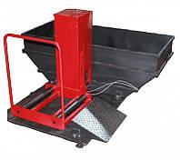 Ванна для проверки грузовых колес